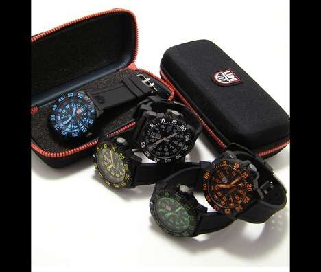 Neon Night Vision Watches