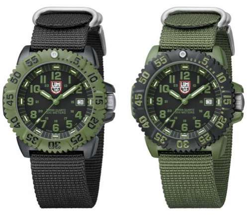 Army-Inspired Timekeepers