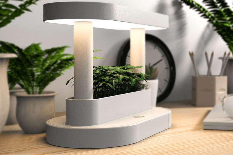 Workstation Planter Systems