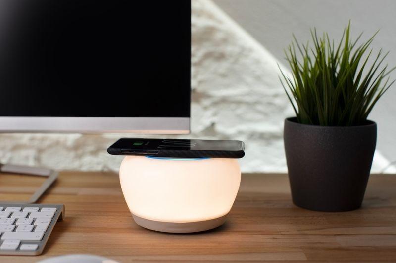 Clutter-Free Smart Speakers