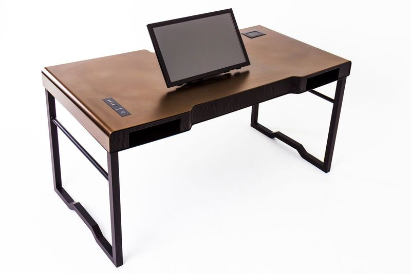 Smart Tech-Integrated Workstations