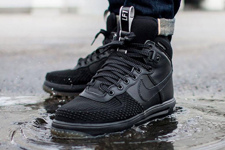 Hybrid Sneaker Boots