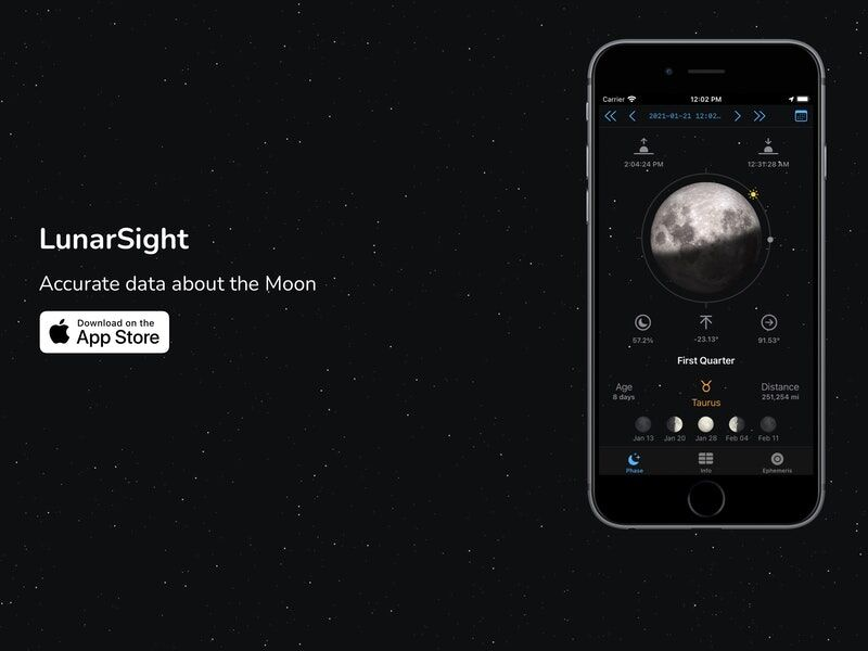 Lunar Insights Apps
