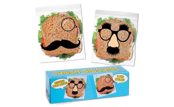 Funny Face Food Packs