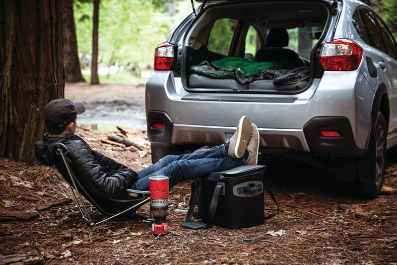 Mobile Campsite Equipment