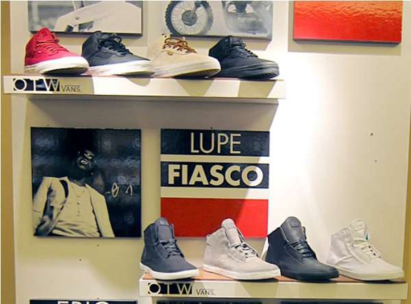 Rad Rapper Shoe Sets