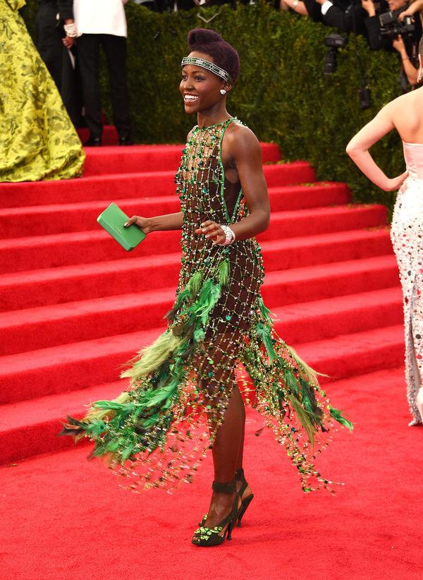 Dazzling Emerald Flapper Dresses