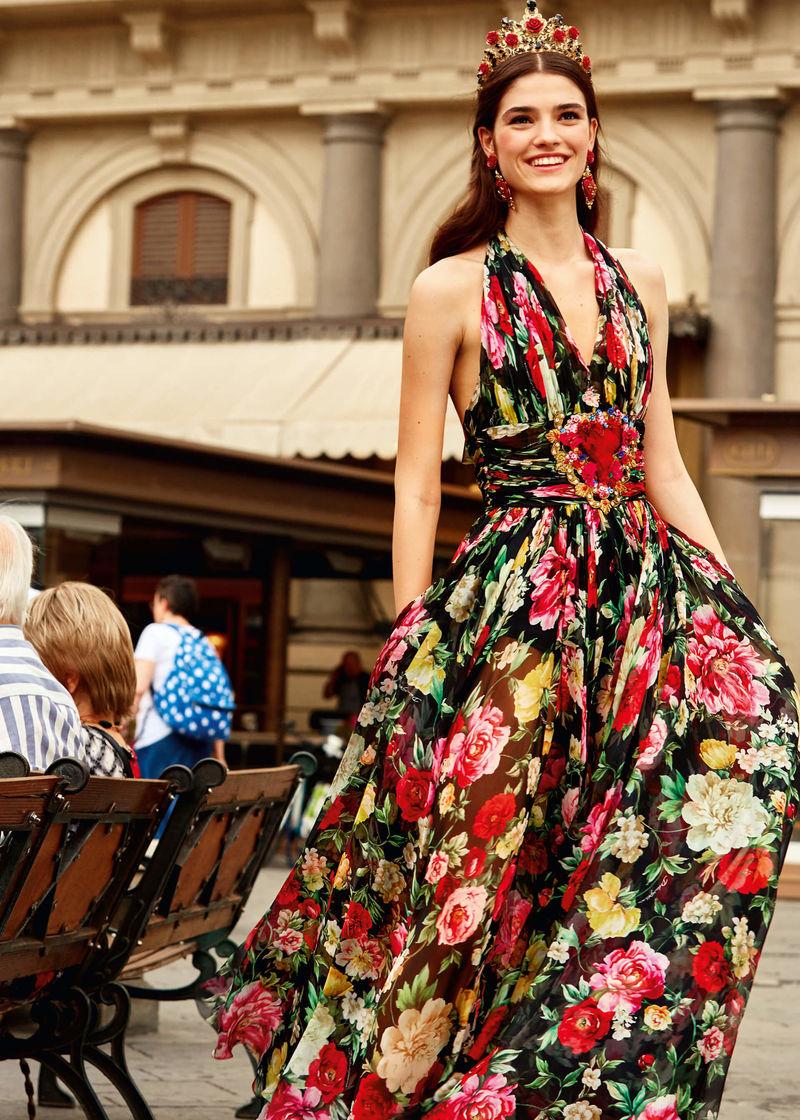 Dynamically Lush Fashion