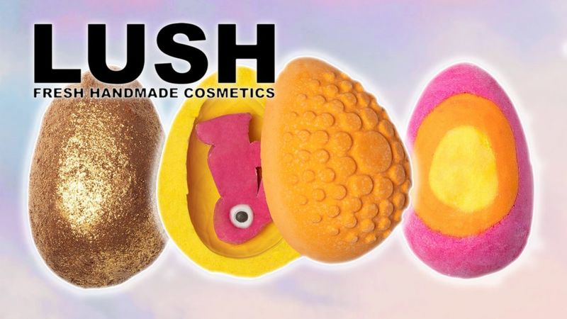 Vegan Easter Bath Products