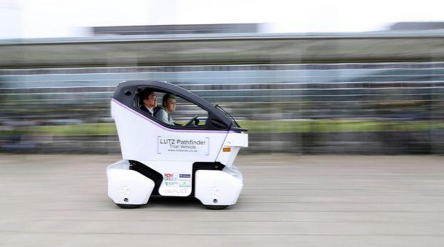 Autonomous Pathfinding Pods