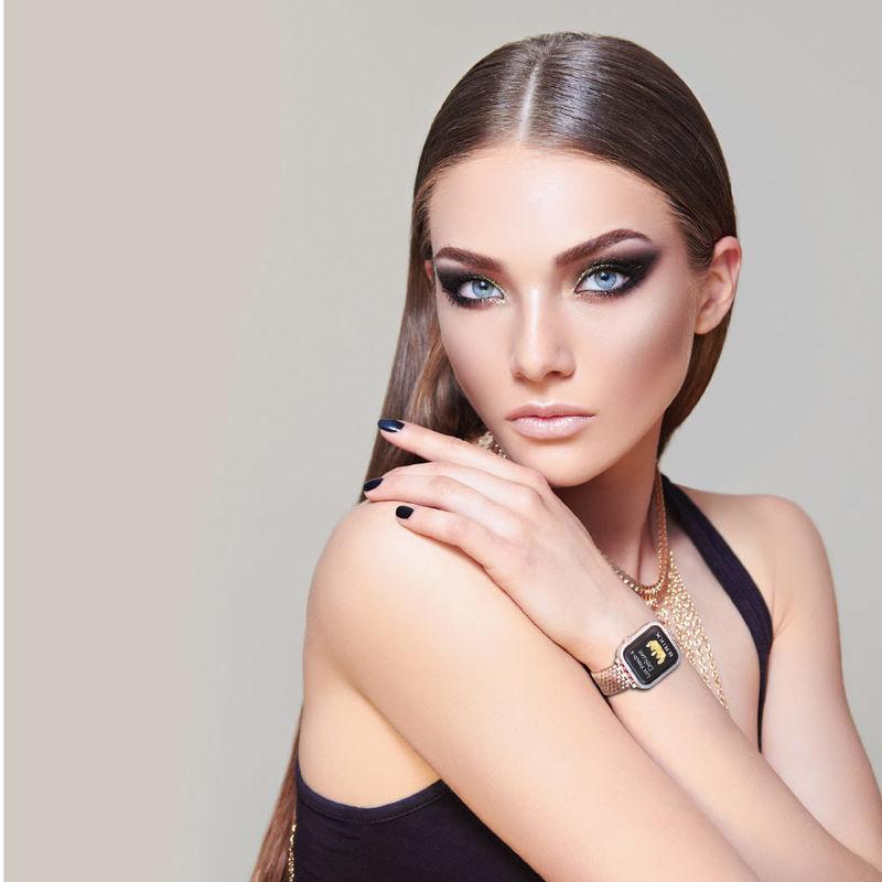 Luxe Golden Smartwatches