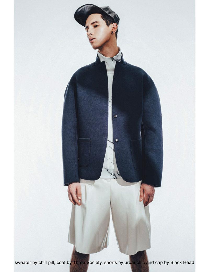 Luxe Sportswear Editorials