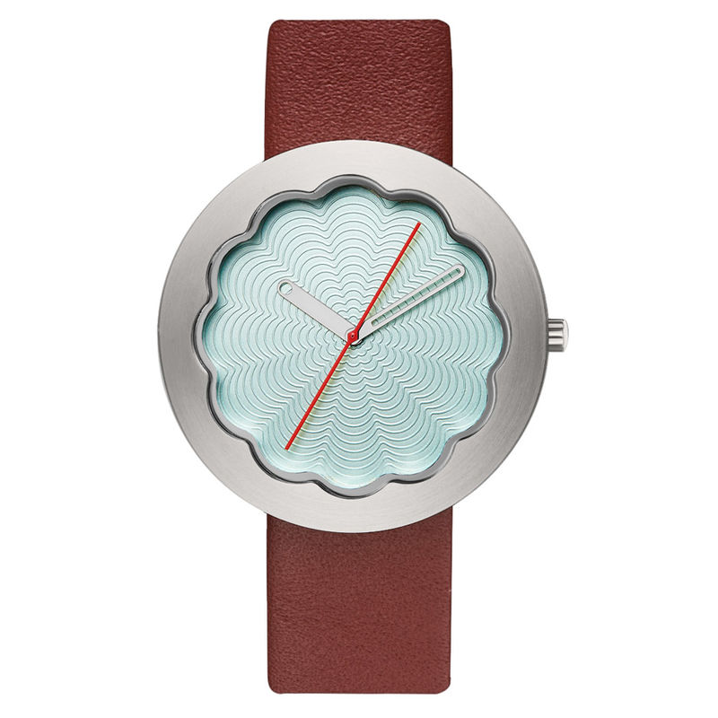 Scalloped Luxe Timepieces