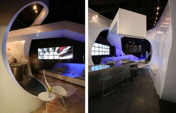 Futuristic Pod Lofts