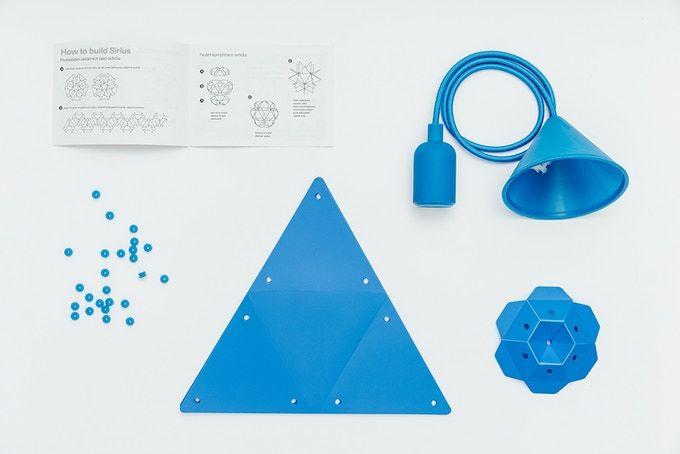 Modular Lamp Designs