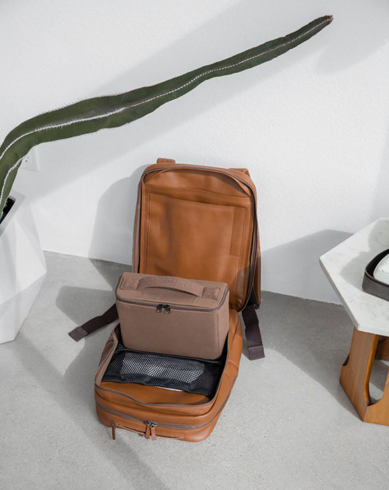Travel-Friendly Luxurious Backpacks