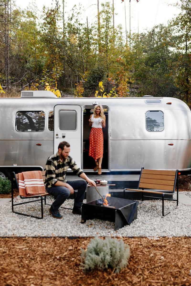 Luxurious Camping Experiences