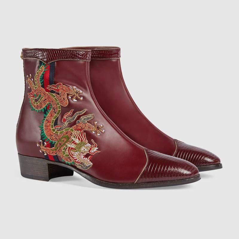 Mythology-Inspired Luxurious Footwear