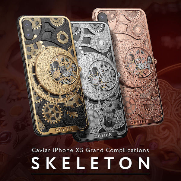 Intricately Luxurious iPhone Cases