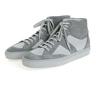 Luxurious Minimalism in a Sneaker