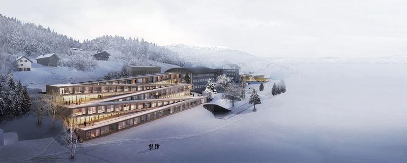 Luxe Zig-Zag Ski Hotels