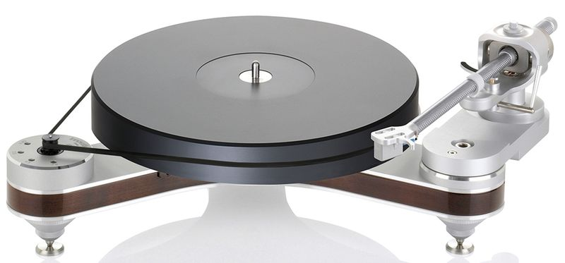 Premium Plywood Turntables