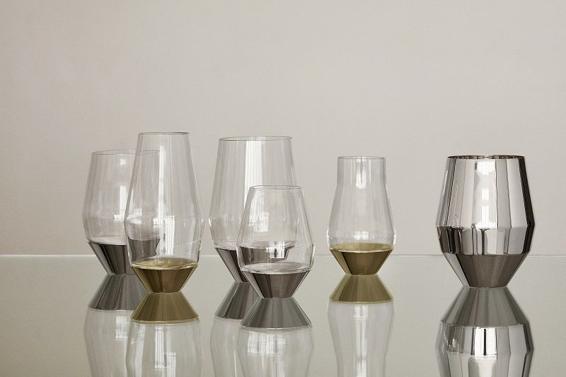 Stem-Free Wine Glasses