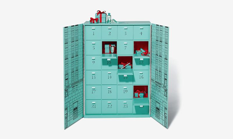 Extravagant Jewelry Advent Calendars