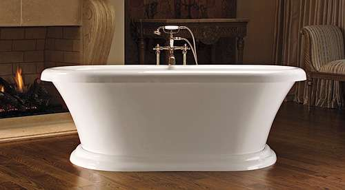 Audio Bath Tubs