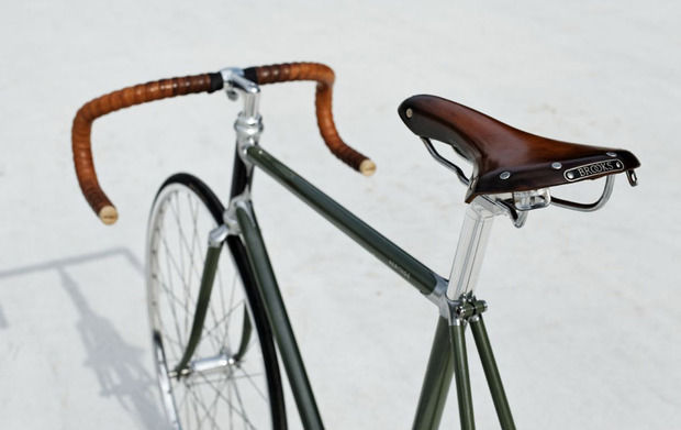 Life-Matching Luxury Bicycles