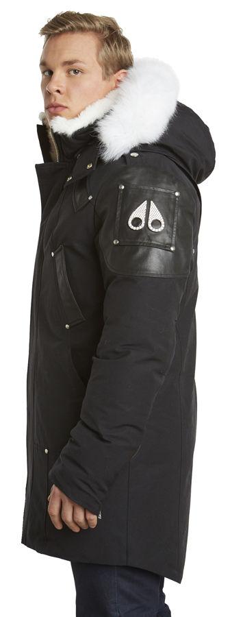 Diamond-Detailed Jackets