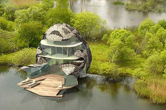 Eco-Luxury Architecture