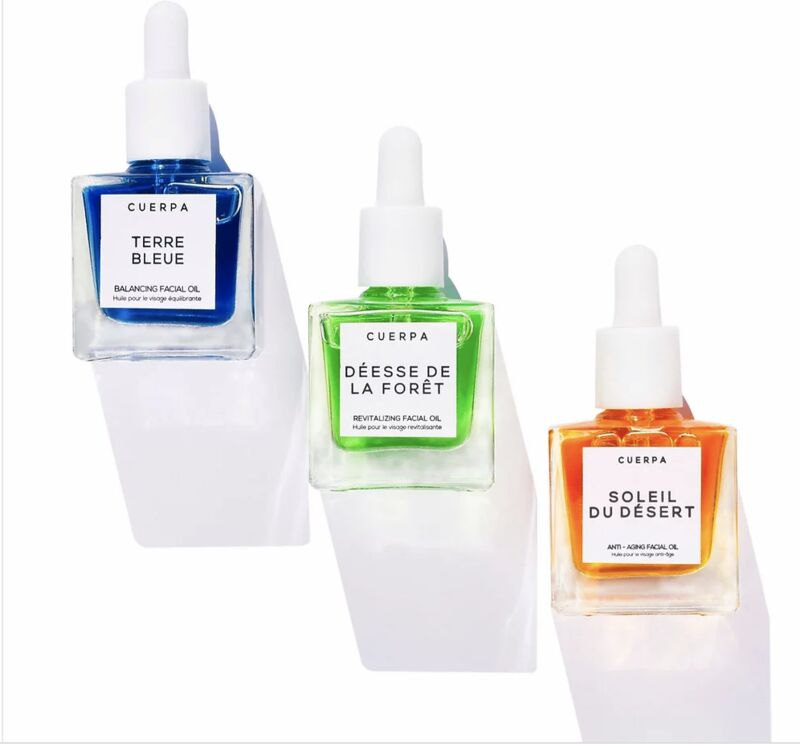 Afro-Latinx-Owned Luxury Facial Oils