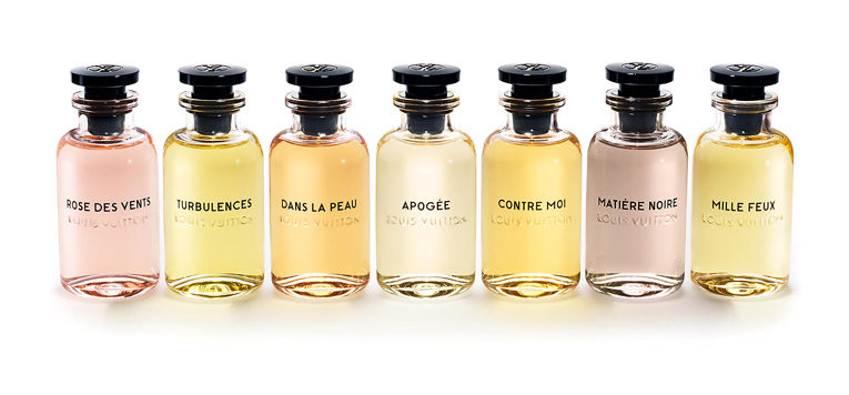 Luxury Fragrance Pop-Ups