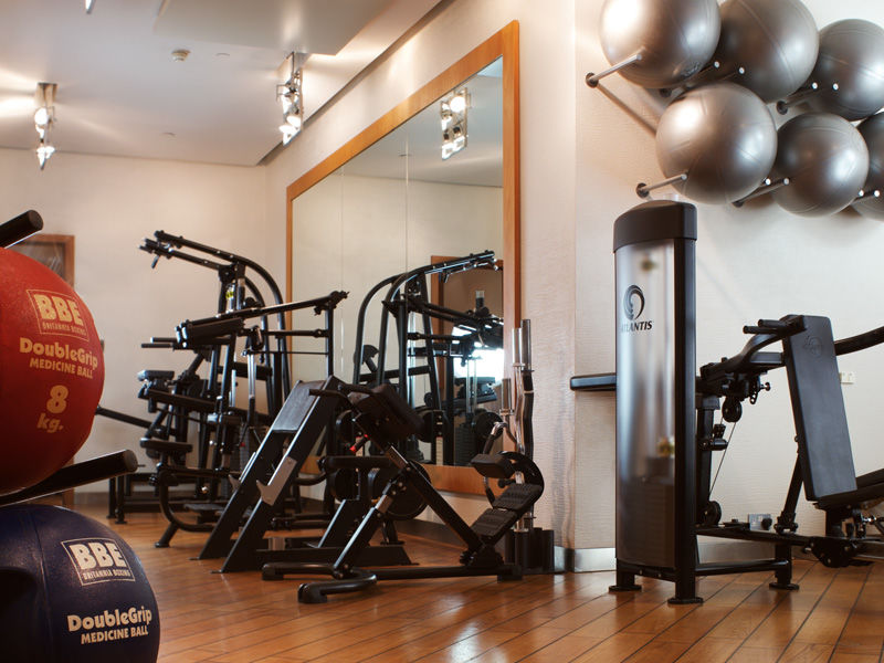 Royal Luxury Gym Experiences