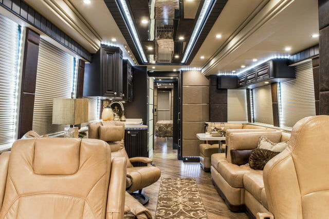 Luxury Motor Homes