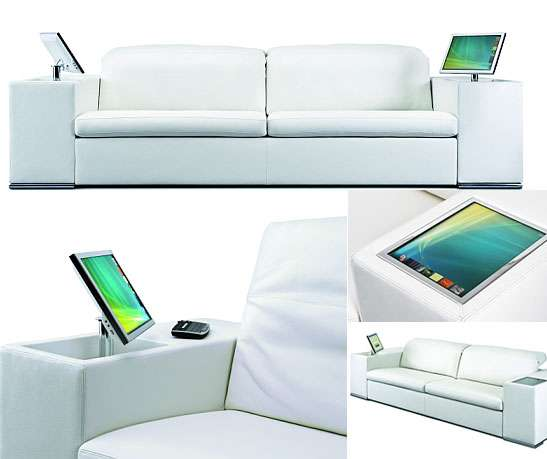 Luxury Multimedia Furniture