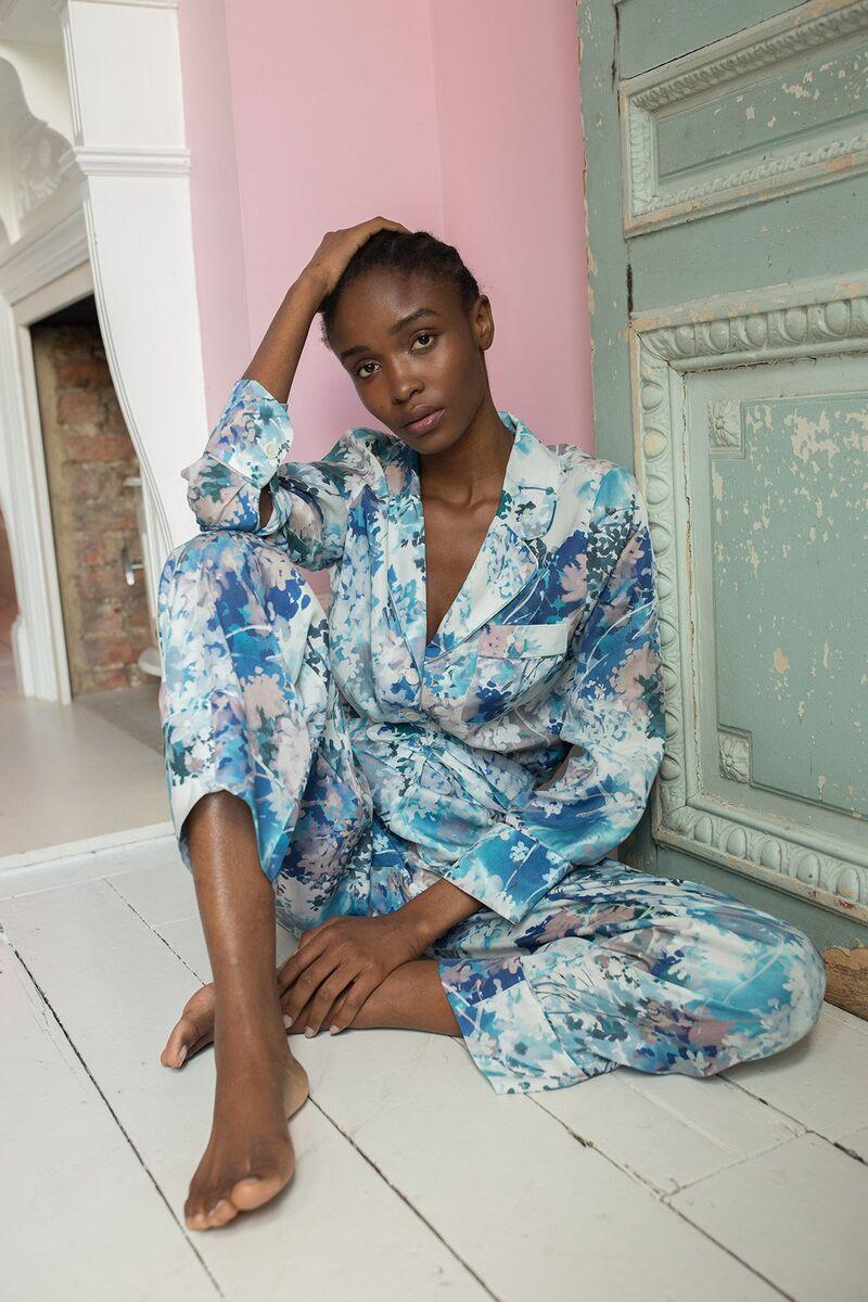 Sustainable Luxury Nightwear