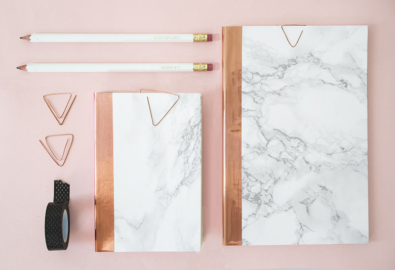 DIY Luxury Notebooks