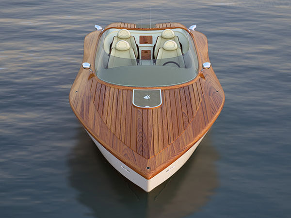 Supercharged Luxury Powerboats