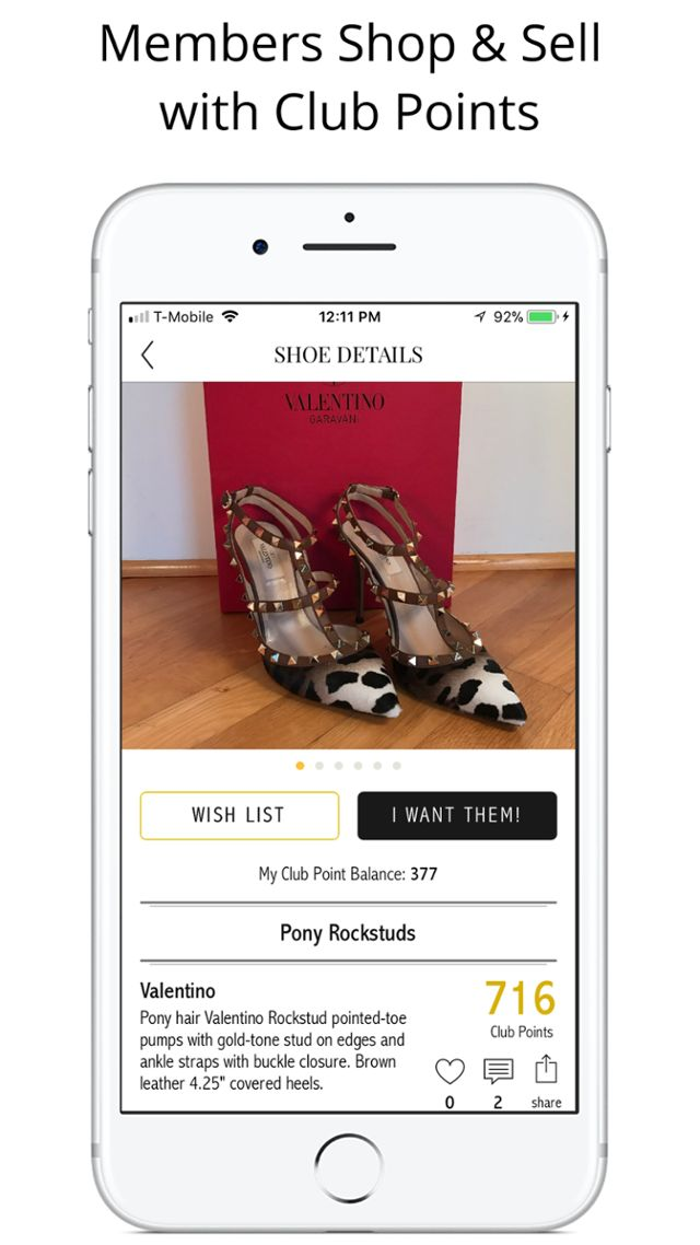 Designer Shoe Trading Apps