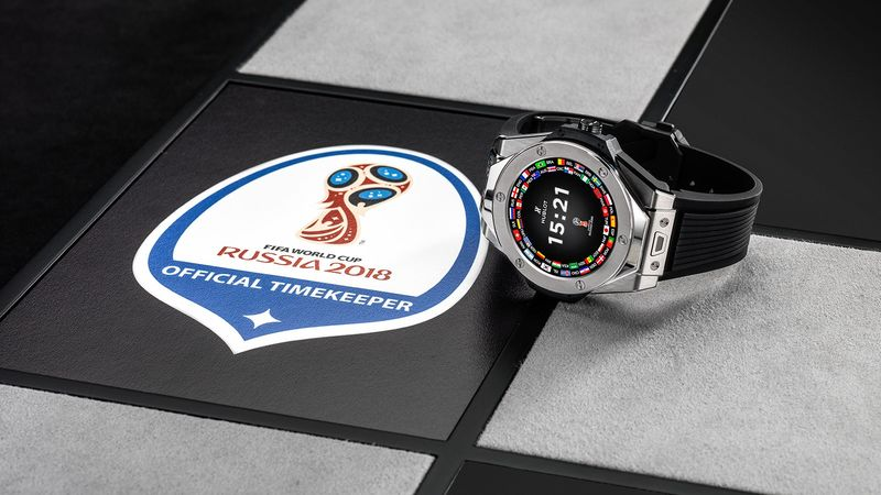Soccer-Tracking Luxury Smartwatches