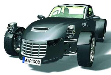 Aspid Cars Price