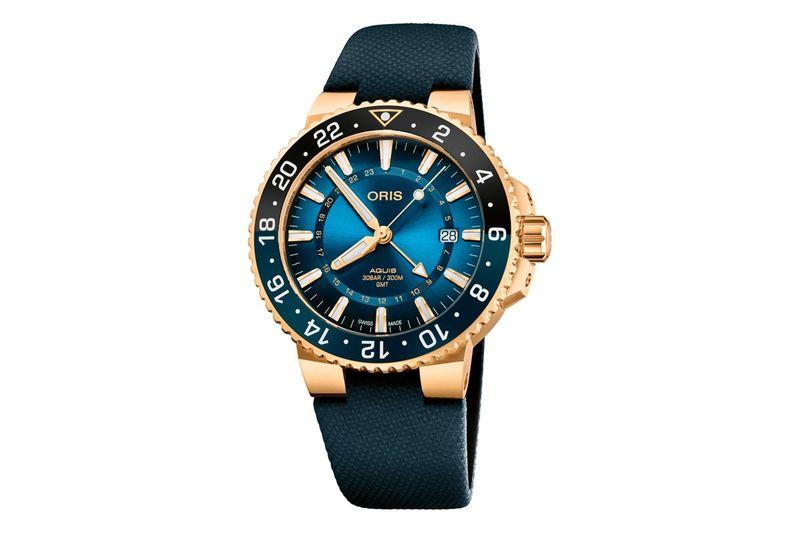 Coral Restoration Watches