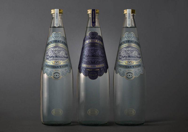 Artisan Water Branding