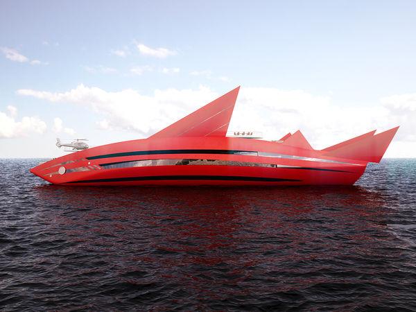 Fierce Predatory Yachts