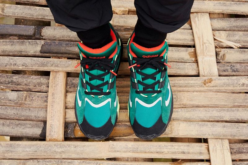 Vietnam-Inspired Trail Sneakers