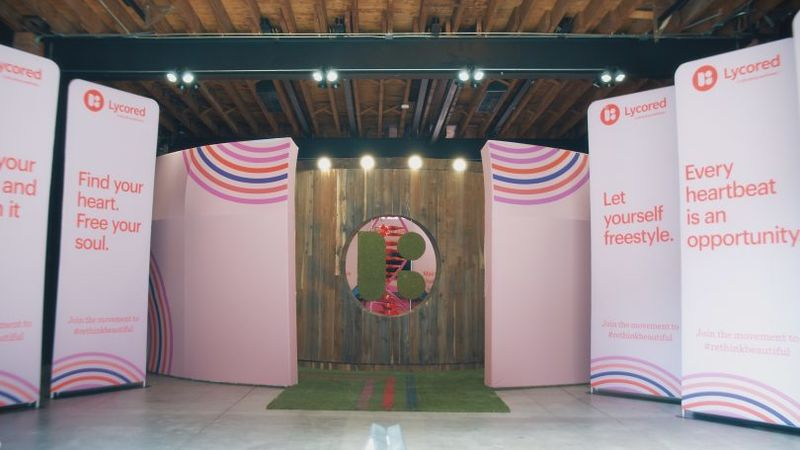 Educational Skincare Pop-Ups - Lycored's 'Cycle of Glow' Event Highlighted Its Latest Research (TrendHunter.com)