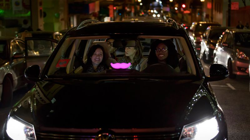 Anti-Drunk Driving Rideshare Campaigns
