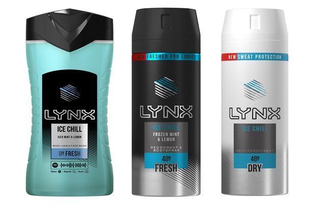 Lynx Ice Chill | Body spray XXL | Lynx